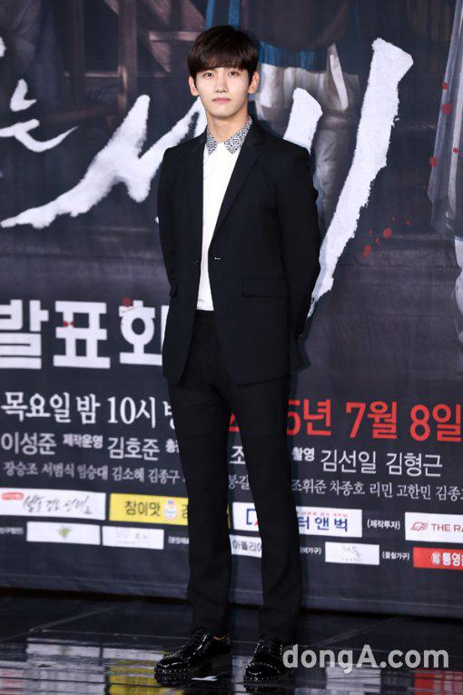 Changmin passed police officer test & will be enlisted after drama finish!! http://t.co/rstQHxXZC9 http://t.co/BfRhkjwAzc