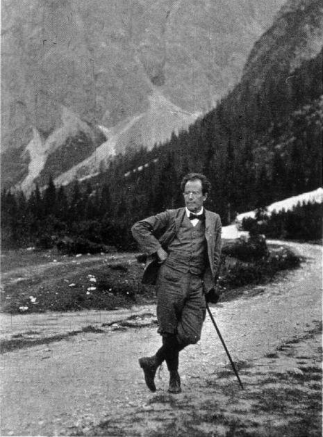 """Don't bother looking at the view, I have already composed it."" - Gustav Mahler #mahler #bornonthisday #happybirthday http://t.co/urk003RzXM"
