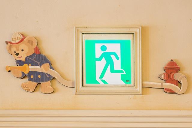 こんなところにもダッフィーが!どこにあるかパークで探してみてくださいね♪ #ジャーニー・ウィズ・ダッフィー pic.twitter.com/BhUME3EvVQ