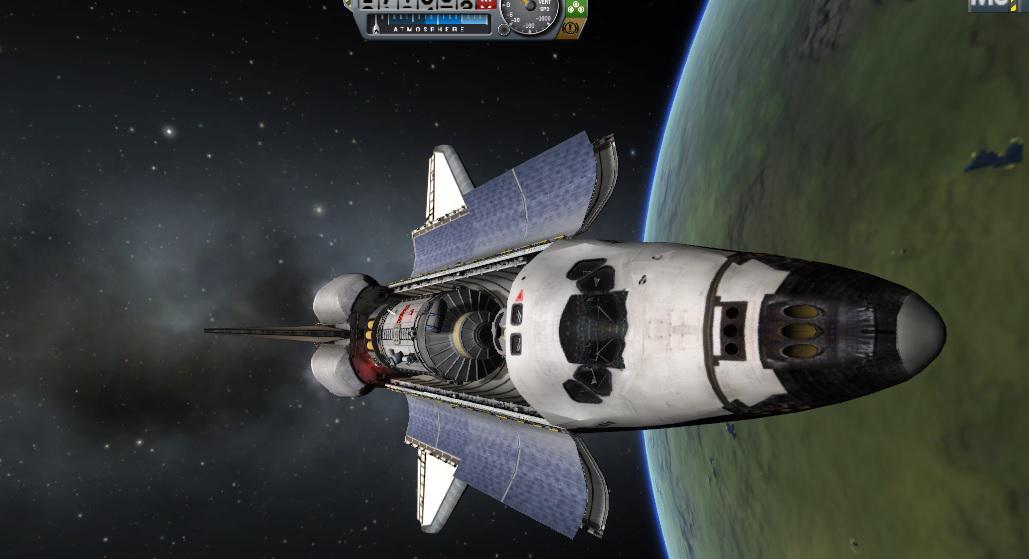 space shuttle mod for ksp - photo #4