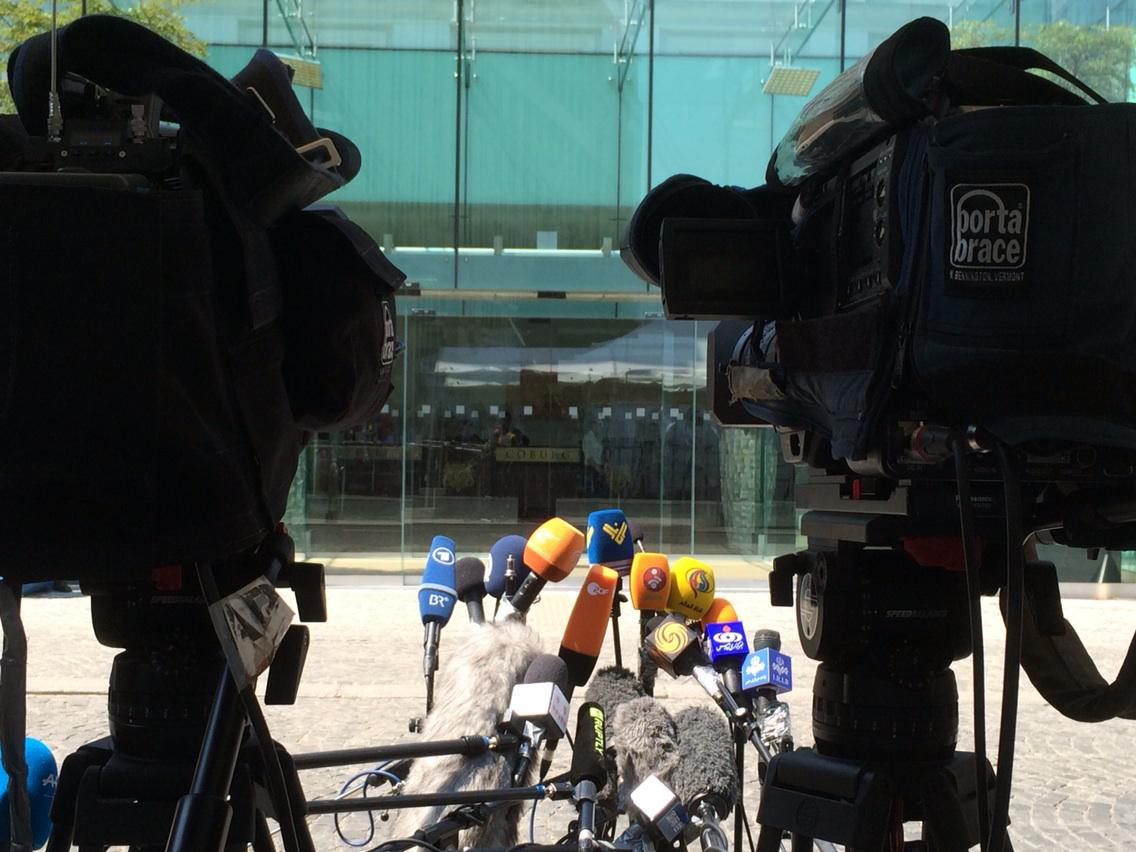 The wait continues: #irantalksvienna deadline extended again, now through July 10 http://t.co/oKgwYCTV8V