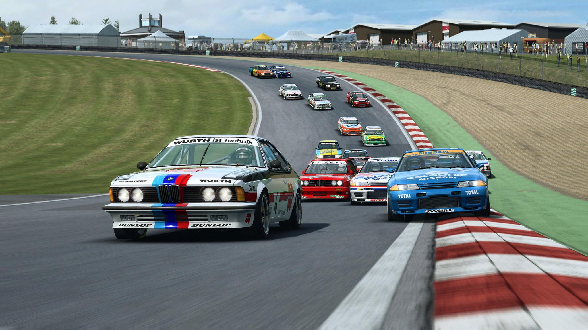 Classic Touring Cars.