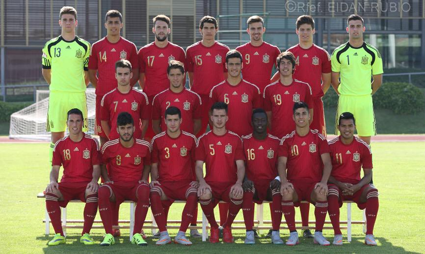 Hilo de la selección de España sub 21 e inferiores CJTsMgrWgAAQU5F