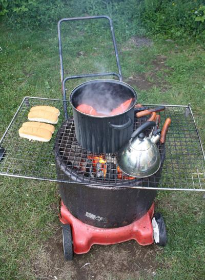 Family fun halifax on twitter portable fire pit whale for How to build a portable fire pit