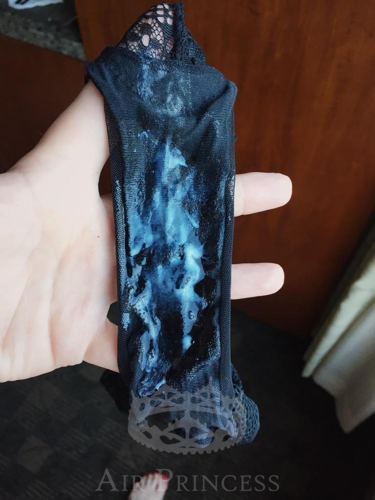 Panties Creamed 83