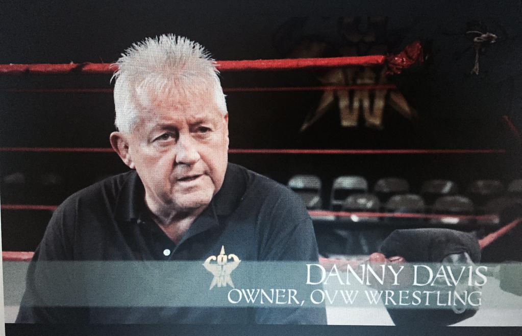 Breaking: Legendary Owner/Promoter Danny Davis sells Ohio Valley Wrestling. http://t.co/fyYmvTNvN4 http://t.co/FoJHd4H1h3