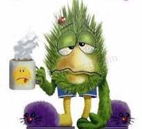 Its No Fun Being Sick