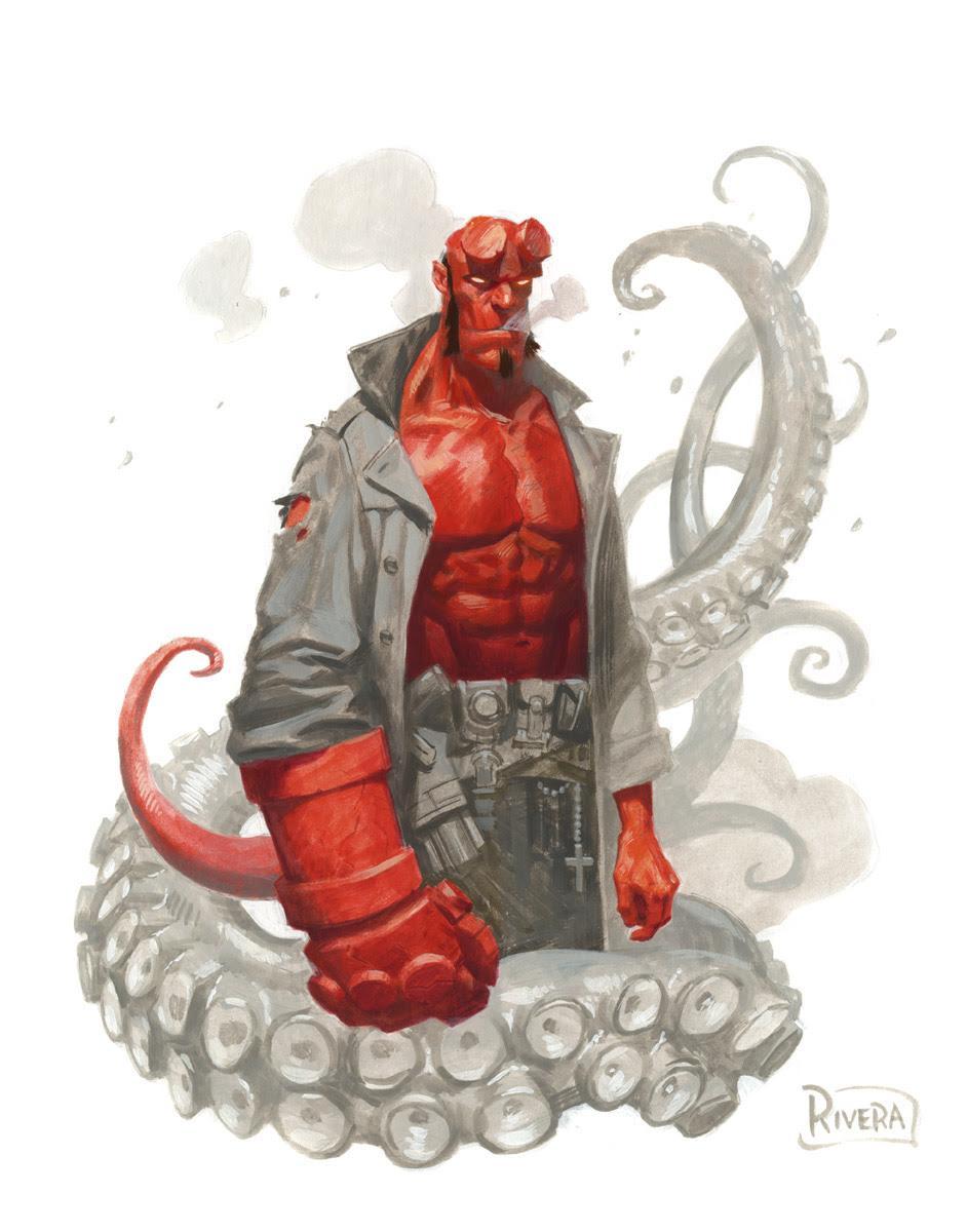 Dark Horse Comics Announces Major Hellboy & The BPRD News http://t.co/NGlQ5OeZVy @artofmmignola @DarkHorseComics http://t.co/c2bbjPVrfh