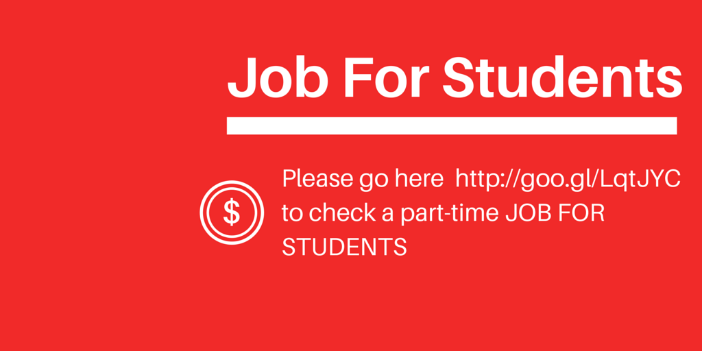 Are you #LookingForAJob? Chek this great #JobOpportunity for students => http://t.co/sjoUnZ9VqQ @WUSTLcareers http://t.co/2m4OPMPDRF