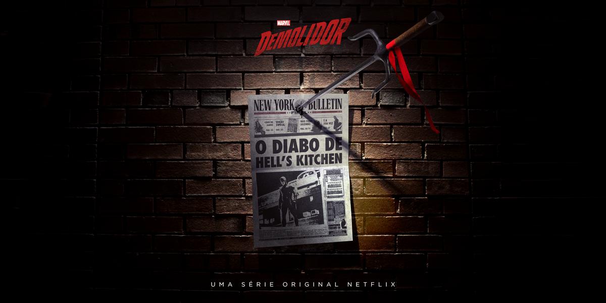 Elodie Yung está chegando em Hell's Kitchen.  #Elektra #Demolidor