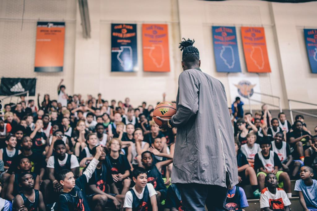 Q&A with @I_Am_Iman #ShumpCamp http://t.co/RX3mP3eWDr