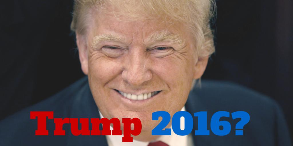 Donald Trump vows to 'Make America Great Again.' Do you support Trump in 2016? Vote Here Now: http://t.co/iHHe6sA1KF