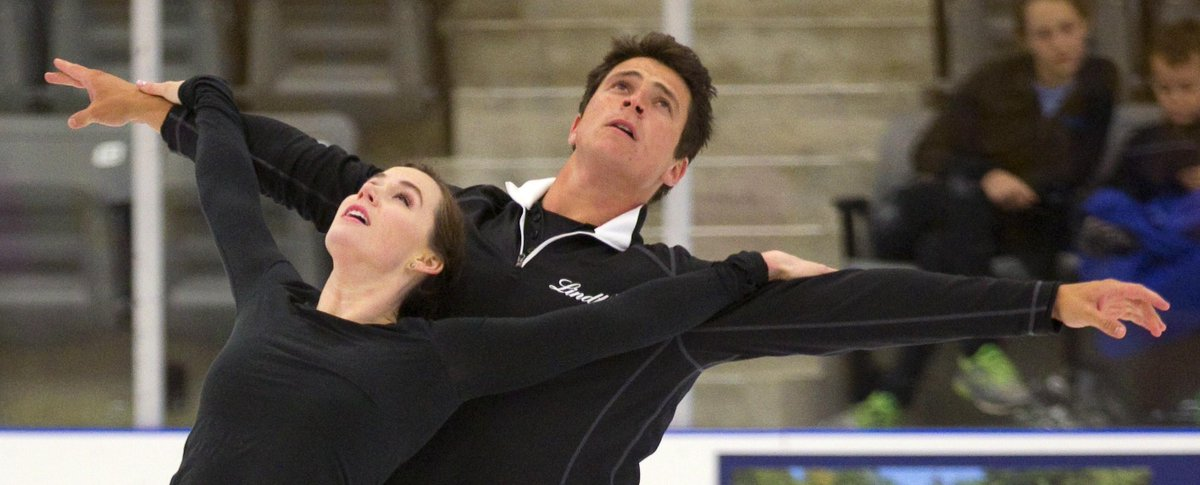 Тесса Виртью - Скотт Моир / Tessa VIRTUE - Scott MOIR CAN - Страница 3 CJVvQLqUkAEWdLT
