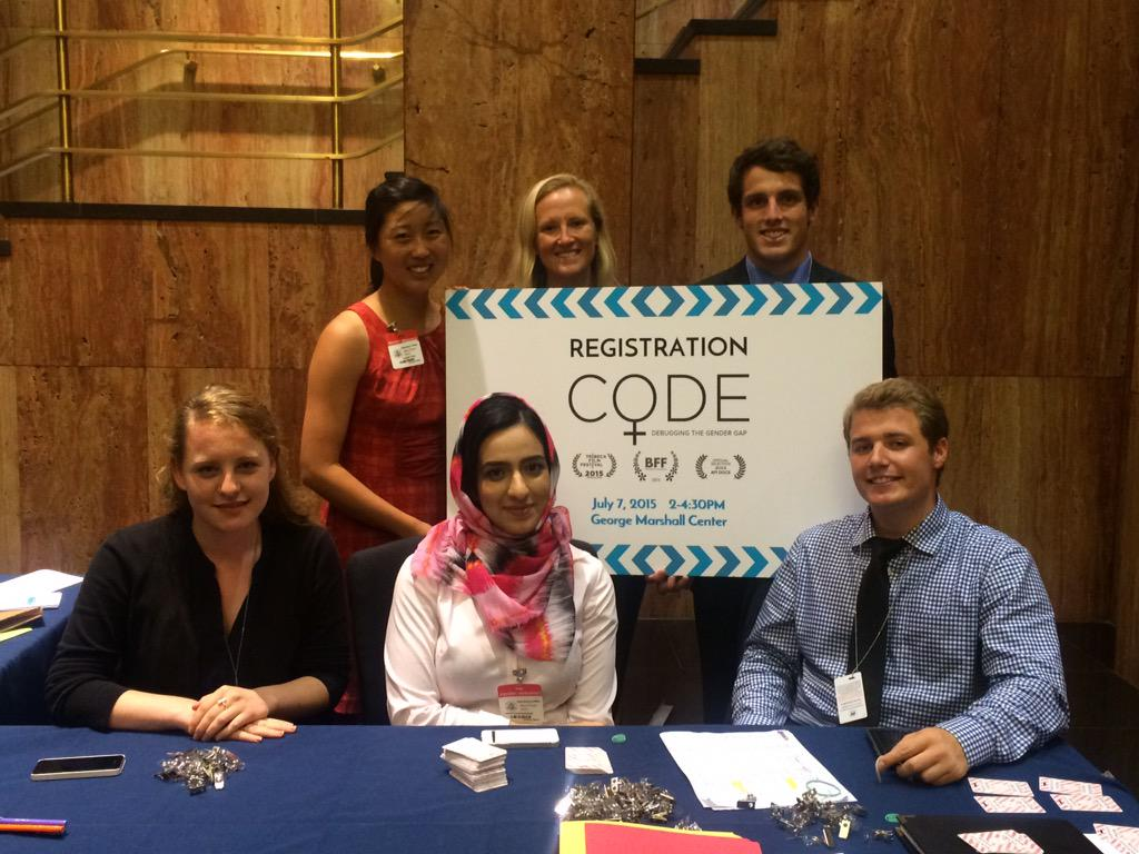 This is what the best #team in the world looks like. Right here. What a phenomenal day. @CODEfilm http://t.co/Dn96jxGhG2
