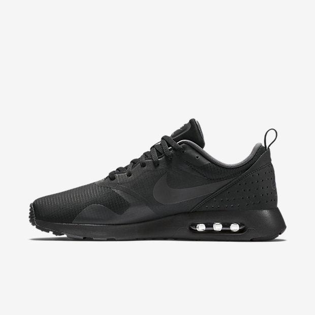 Air Max Tavas Triple Black