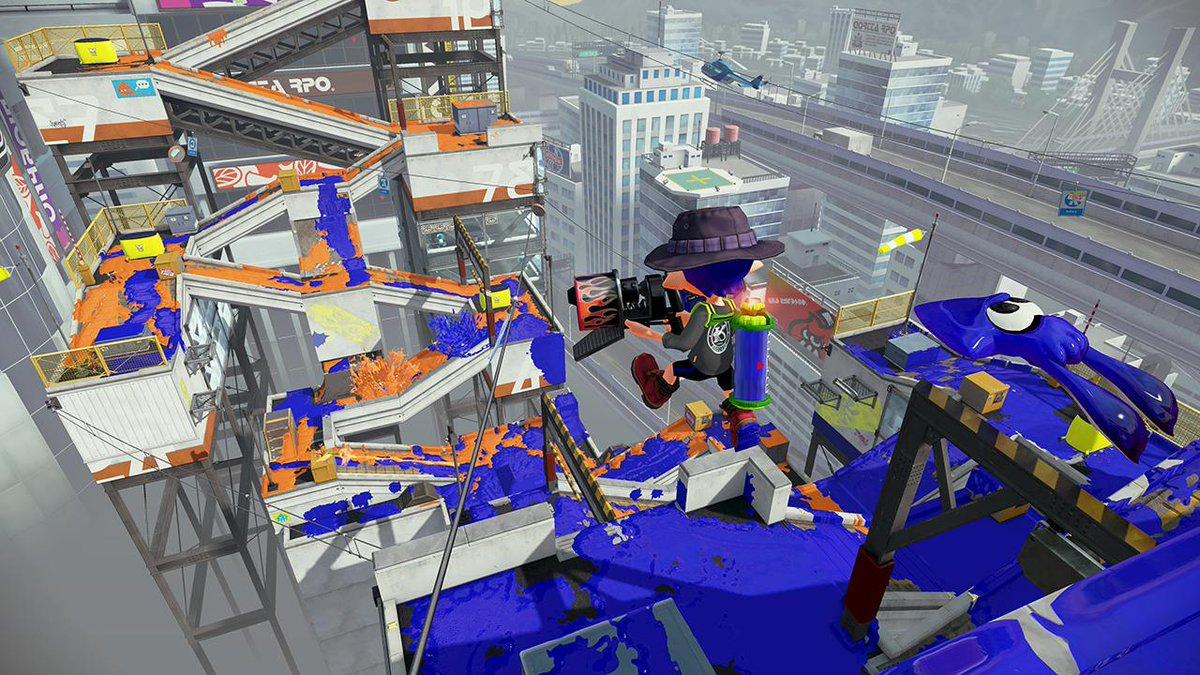 nintendo of america on twitter new map alert moray towers will be