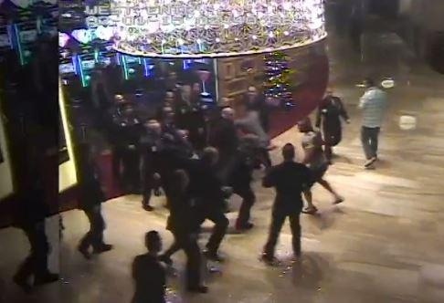 Crown Violent Assault On Crown Casino Security Guards