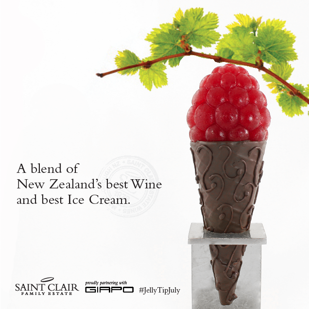 Thrilled to partner w @Giapo for #JellyTipJuly. Find out where to try our latest blend http://t.co/WvzIrFOQ1A #nzwine http://t.co/3URkrefEon