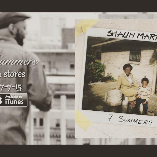 FINALLY.... #7Summers. Get it now!!! https://t.co/ITyn6dEEkF & http://t.co/hRz1a3txJq @robertglasper @AppleMusic http://t.co/93pcCiRgDC