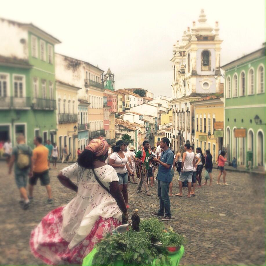 'The city of Bahia, dark and religious, is almost as mysterious as the green sea…' – Jorge Amado #Brazil http://t.co/3vOc7nt6Xz