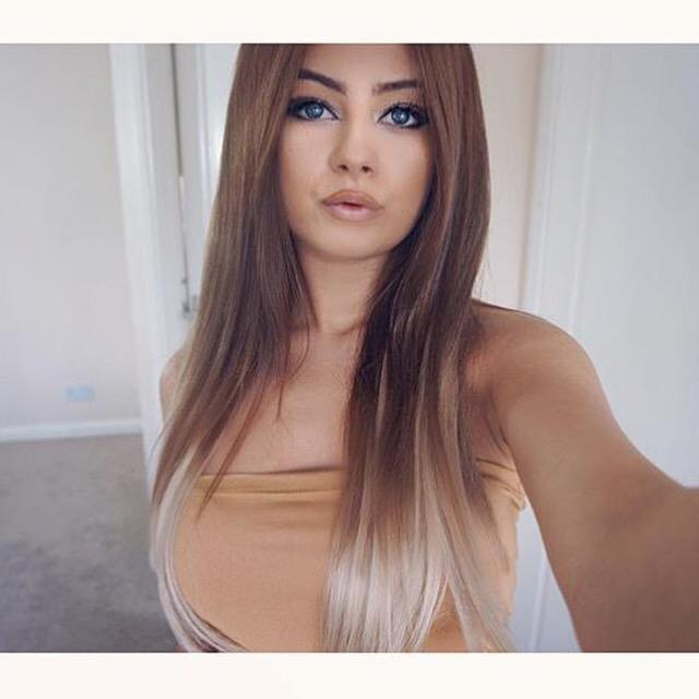 Foxy Locks Hair On Twitter Stunning Georgie Wearing 18