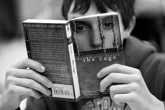 the theme of courage in the cage by ruth minsky sender In the cage, ruth minksy sender uses the theme of hope throughout the book despite the horrific struggles that riva and her family are faced with she remains still hopeful, always holding on to the words and the voice of her mother, who although physically gone from her she is still the closest thing to her heart motivating her to continue her.