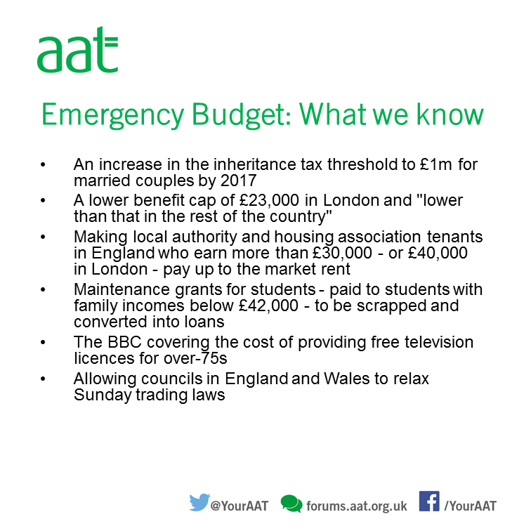 This is what we know about the #budget2015 so far, from our inside sources*  *@BBCNews http://t.co/O3PAEl8TFi