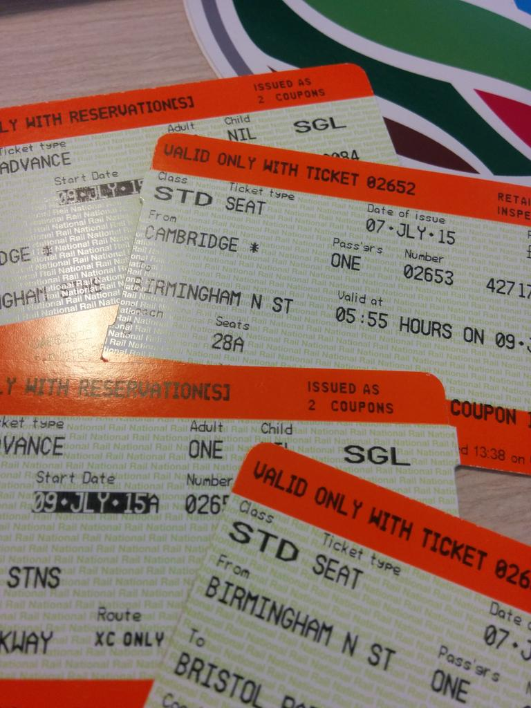 Looking forward to #SIP2015 tomorrow and Fri; but not the catching a train before 6am to get there. #railstrikes http://t.co/sgPLMcy4Z0