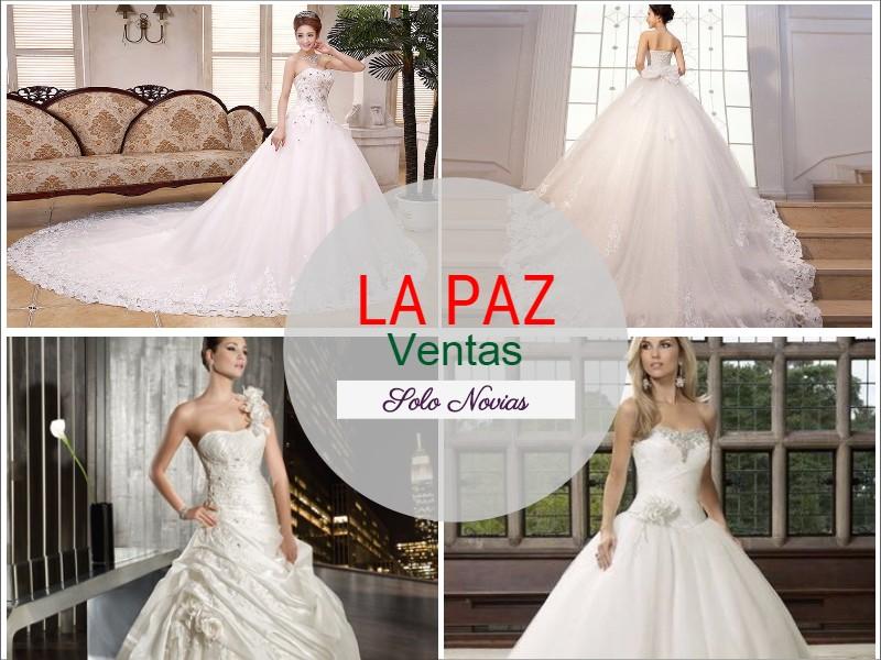 Venta de vestidos de novia la paz bolivia