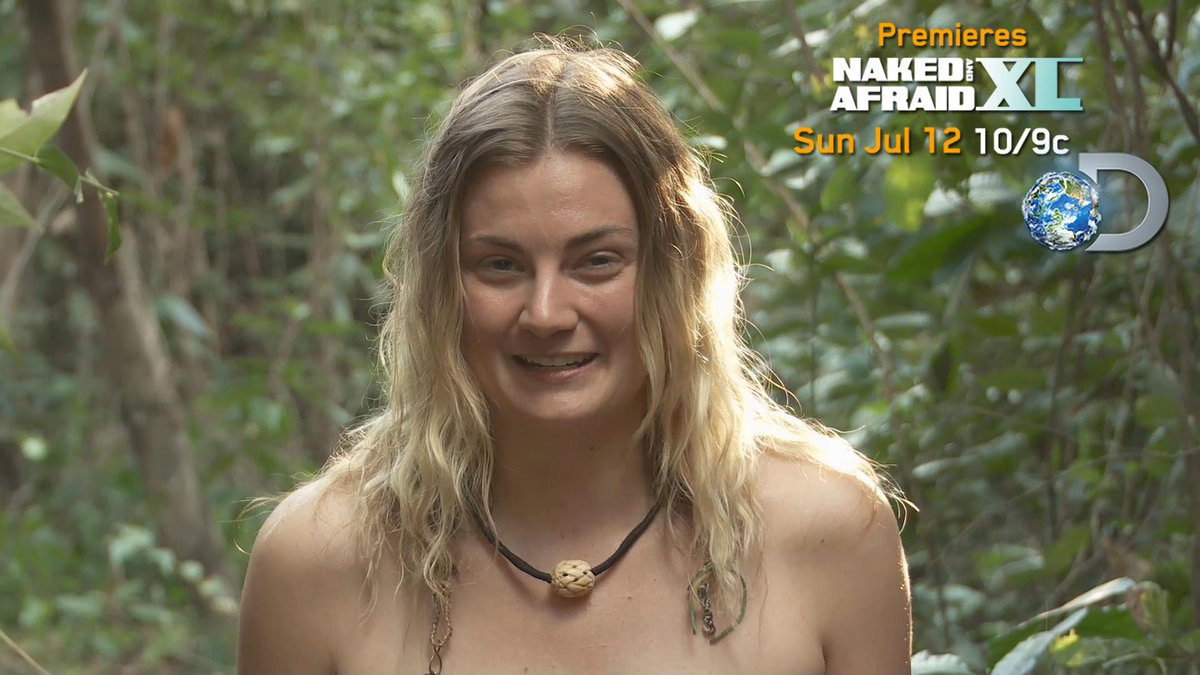 Naked And Afraid Xl 40 Days - Lesbian Show-1580