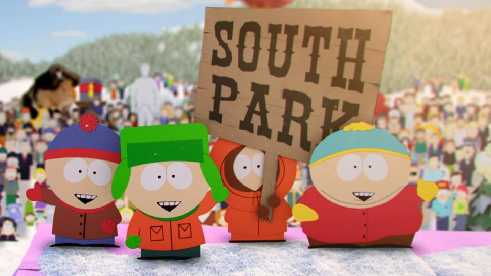 Dude, sweet!  South Park has officially been renewed through 2019!!