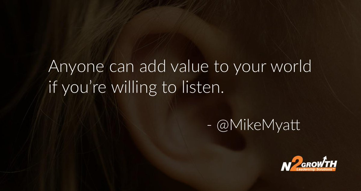 "willing to listen Willingness to listen based on your results, do you have a high, moderate, or low willingness to listen to others ""willingness to listen measure."