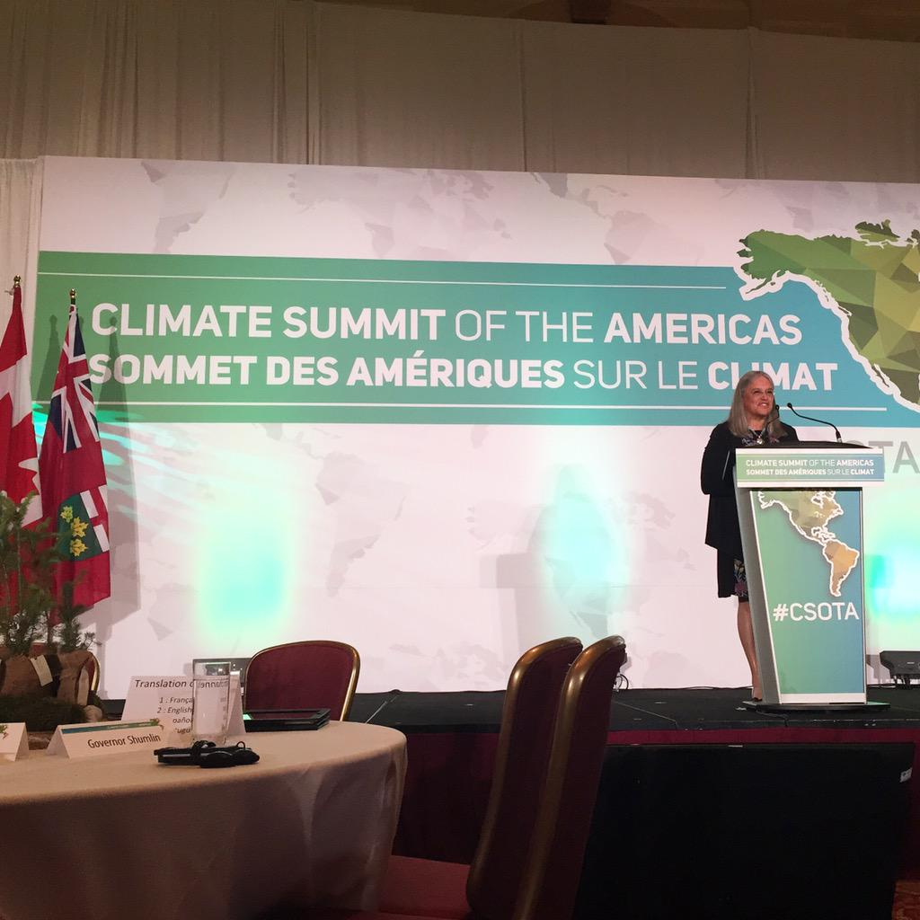 """1st Nations are disproportionately affected by both impacts of & solutions to climate change"" Chief Ava Hill #CSotA http://t.co/qP63N2jN5X"