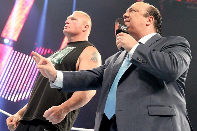 Why Brock Lesnar and Paul Heyman are the WWE's best wrestler-manager combo of all time http://t.co/x0OmiB9bYR http://t.co/gmxAWer09a