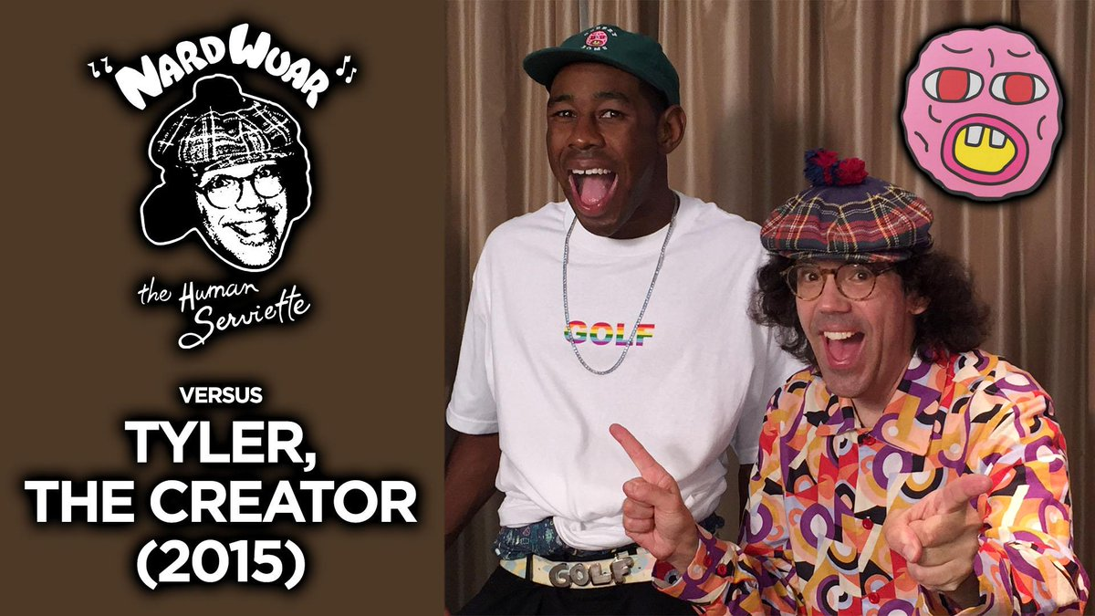 Here's a *new* interview i did with Tyler, the Creator ! https://t.co/iyb1BZnfY5 Doot doo ! http://t.co/8DTMypEt97