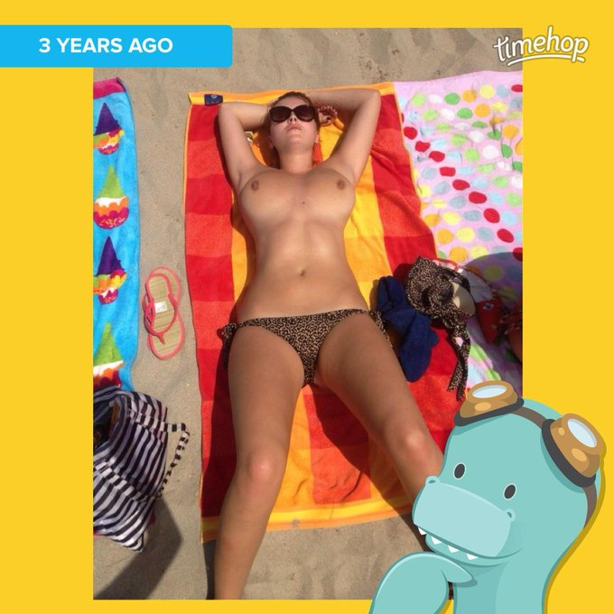 Exactly 3 years ago today! via @timehop tit bathing as always.  http://t.co/EEZcrWo8YB http://t.co/p