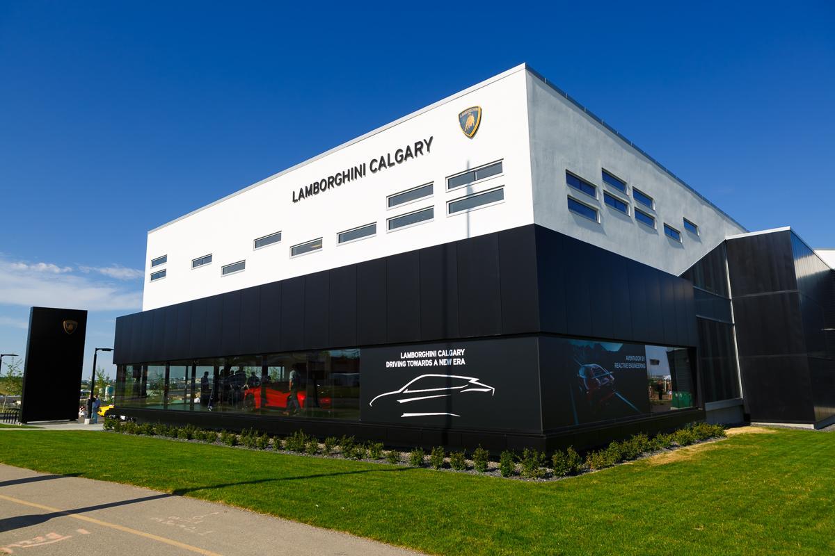 Lamborghini On Twitter Welcome To Lamborghini Calgary Our Fourth