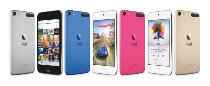 The iPod touch is the new point-and-shoot