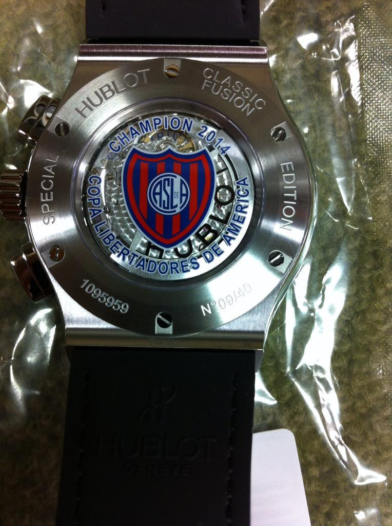 Reloj Hublot San Lorenzo