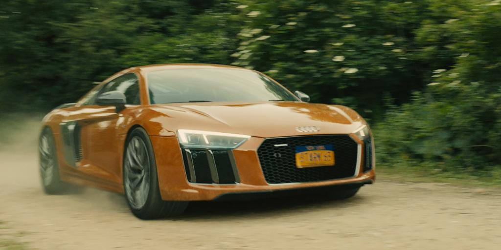Audi On Twitter Want To Beat The R At Being A Superhero Car You - Audi build your own