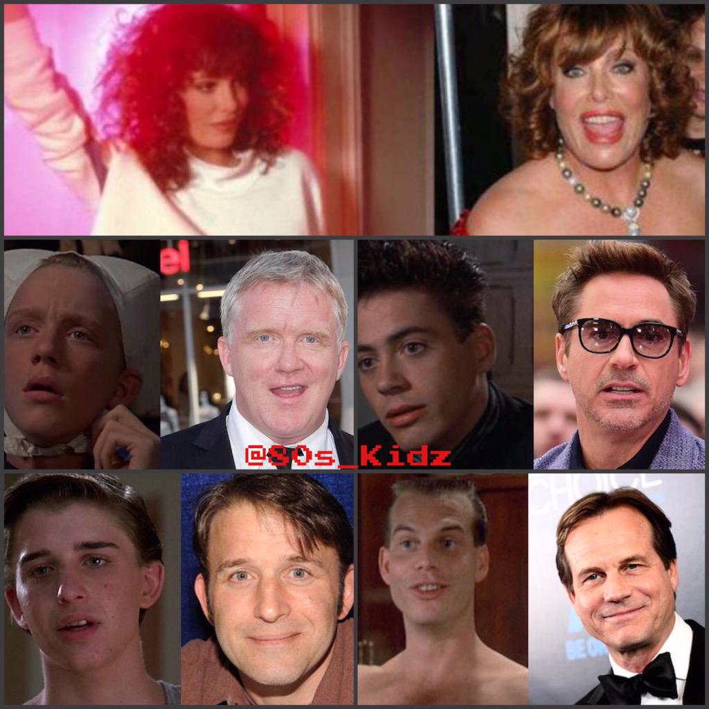 80s kidz on twitter quotthe cast of weird science then and