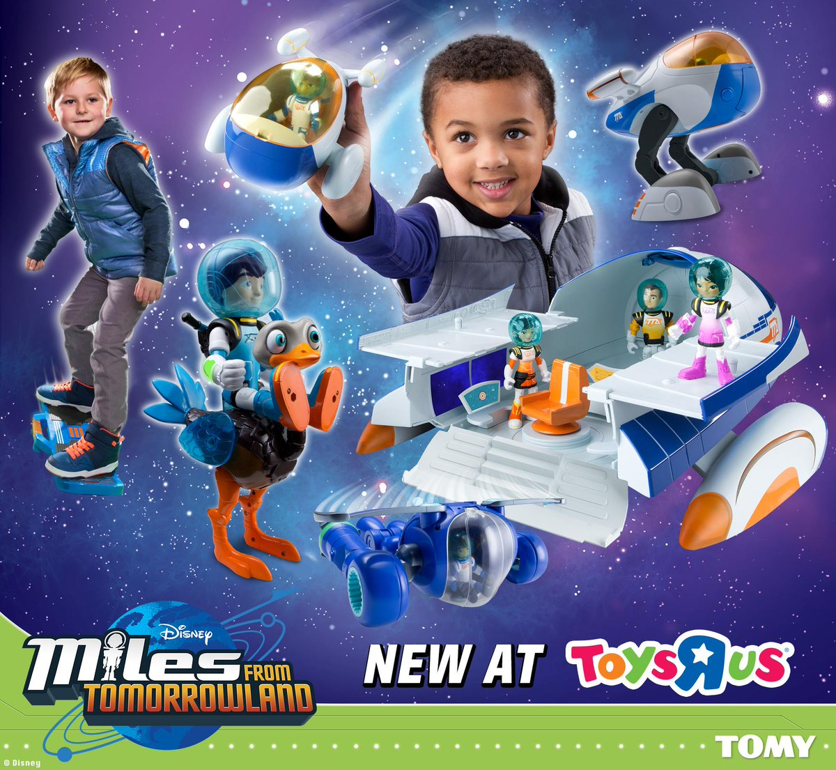 Our toys from @DisneyJunior's #MilesFromTomorrowland have landed! Don't space out, get yours! http://t.co/xNN4qByHSm http://t.co/p8mYMBqtt9