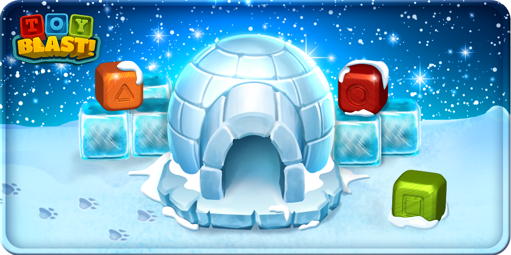 Toy Blast Play Now : Toy blast on twitter quot watch out the igloo generates ice