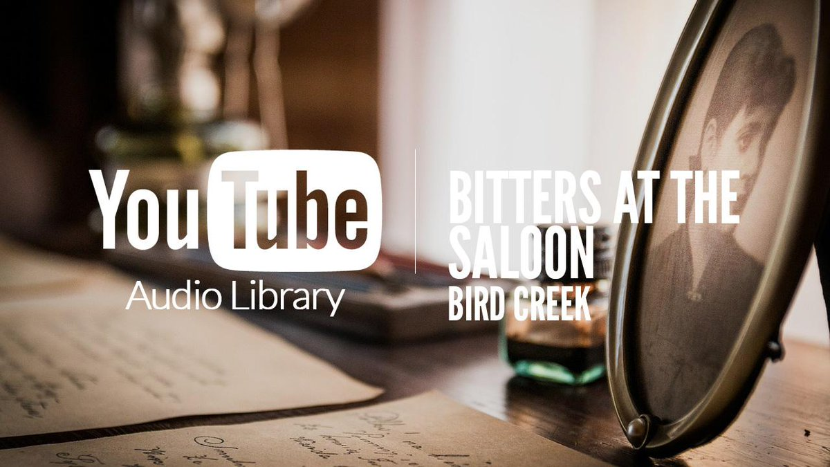 audio library on Twitter: