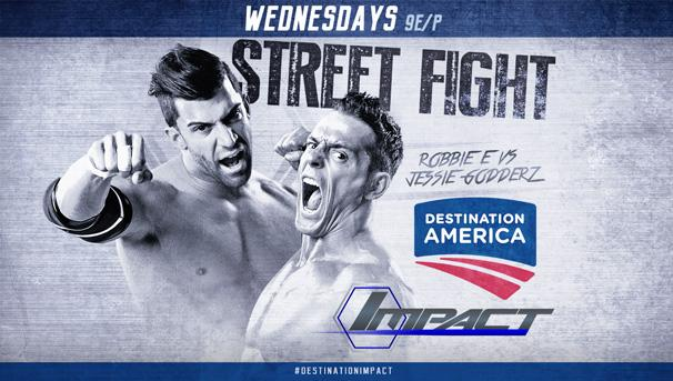 Excited to see our good friend #TheMAN @MrPEC_Tacular in a Streetfight tonight on @IMPACTWRESTLING. #ModernDayADONIS