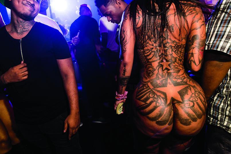 Atlanta nude bars