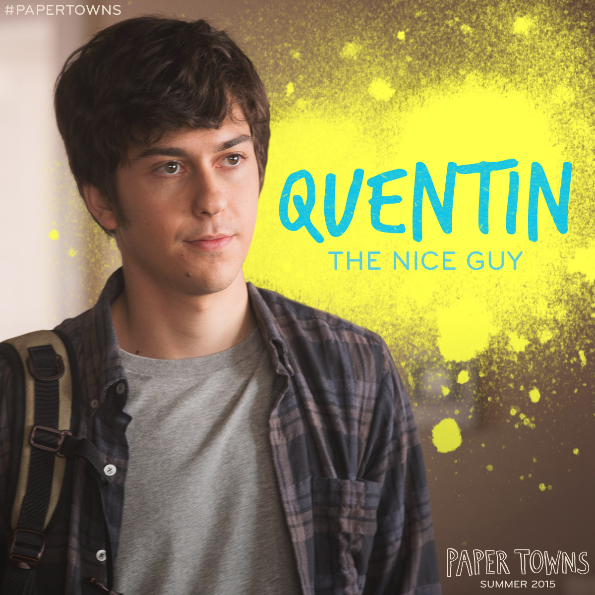 """paper towns characters Discussion questions for paper towns • when margo and quentin are nine they make a horrible discovery, and respond in very different ways quentin says, """"as i."""