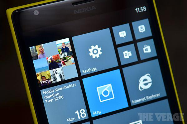 Trending on The Verge: Did Microsoft just give up on Windows Phone?