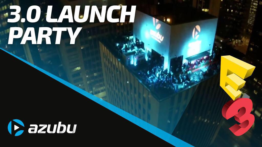 Shoutout to @AzubuTV for throwing an awesome #E32015 party! <3  If you missed out, then watch http://t.co/vKFgy6dZkZ