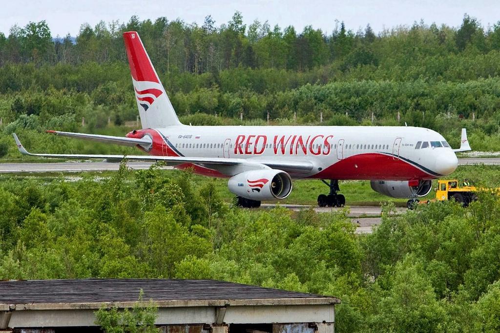 Самолет ред вингс фото отзывы